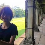 福岡大学 3年 純香さん
