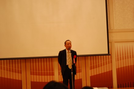 在福岡カンボジア王国名誉領事館 亀川健二氏