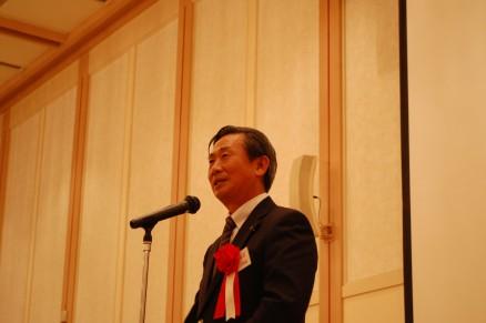 西日本・カンボジア友好協会 専務理事 小林専司氏
