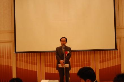 NGO福岡ネットワーク理事長二ノ坂 保喜氏