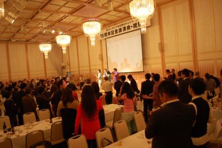 カンボジア留学生によるダンス
