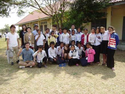 コーントライ中学校