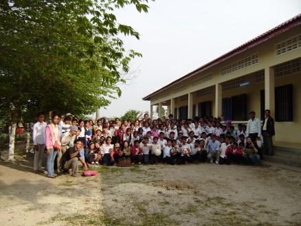 トゥールポンロー中学校