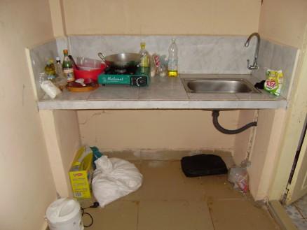 台所も一応ついています。