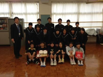 福岡市立城香中学校