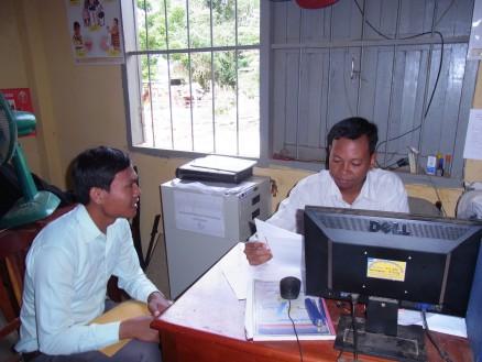 役場や教育事務所への活動申請