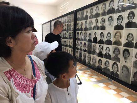トゥールスレン虐殺博物館⑦