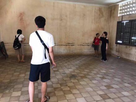トゥールスレン虐殺博物館➂
